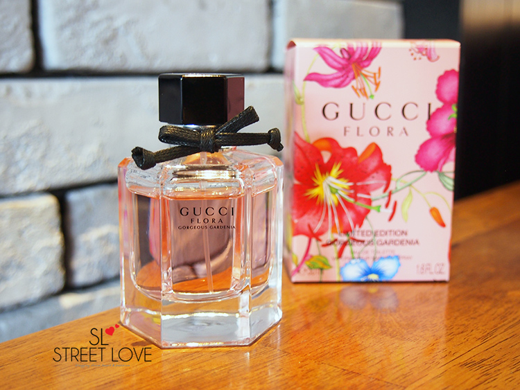 Gucci Flora Gorgeous Gardenia Limited Edition 4