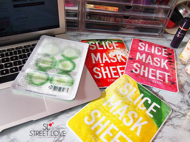 Kocostar Slice Mask Sheet 1