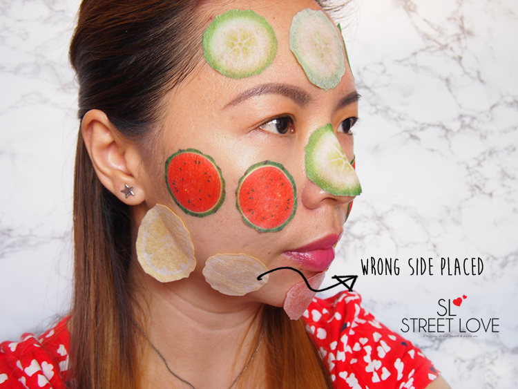 Kocostar Slice Mask Sheet 4