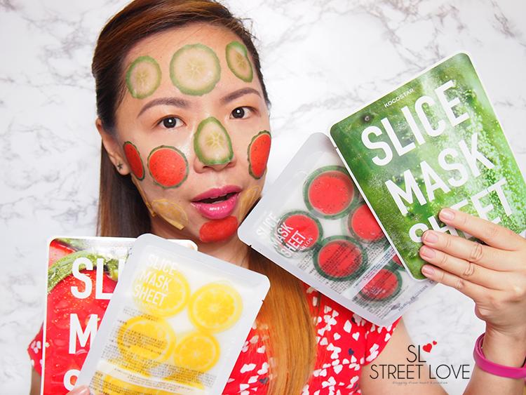 Kocostar Slice Mask Sheet