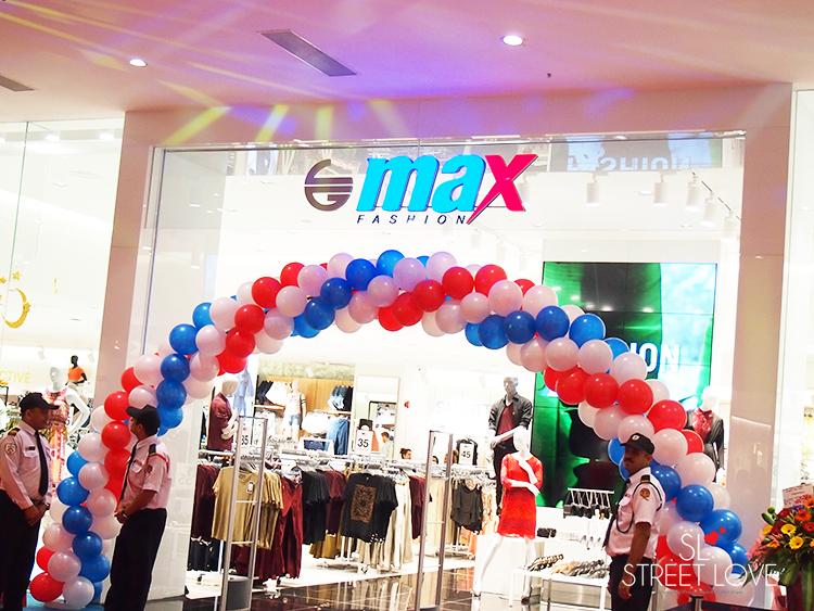Max Fashion IOI City Mall 1