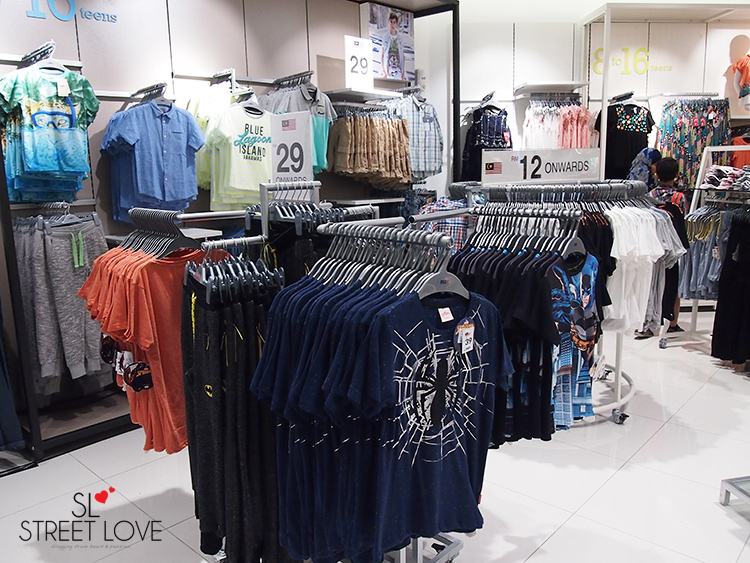 Max Fashion IOI City Mall 14