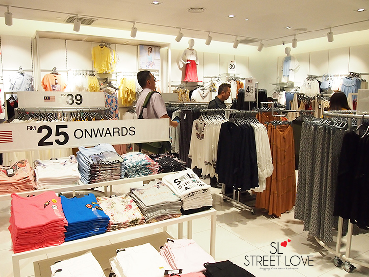 Max Fashion IOI City Mall 3
