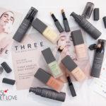 THREE New Base Makeup