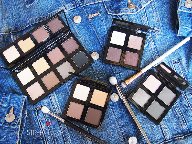 The Body Shop Down To Earth Eye Palettes Overall