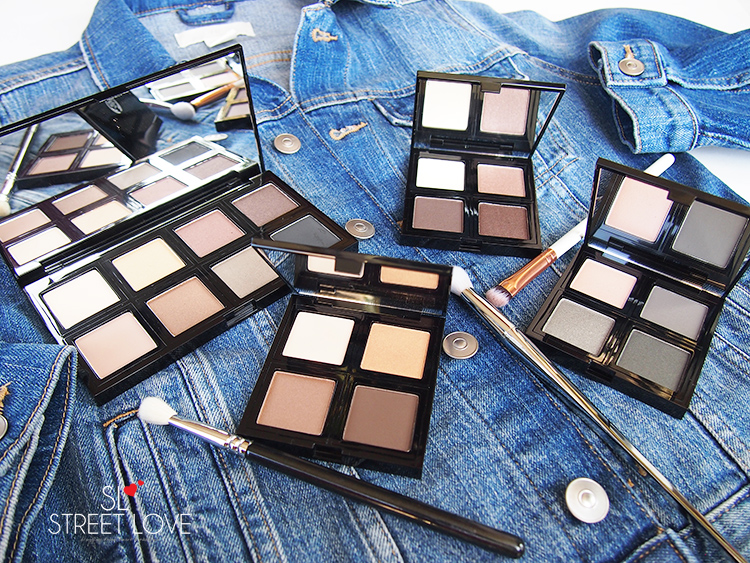The Body Shop Down To Earth Eye Palettes