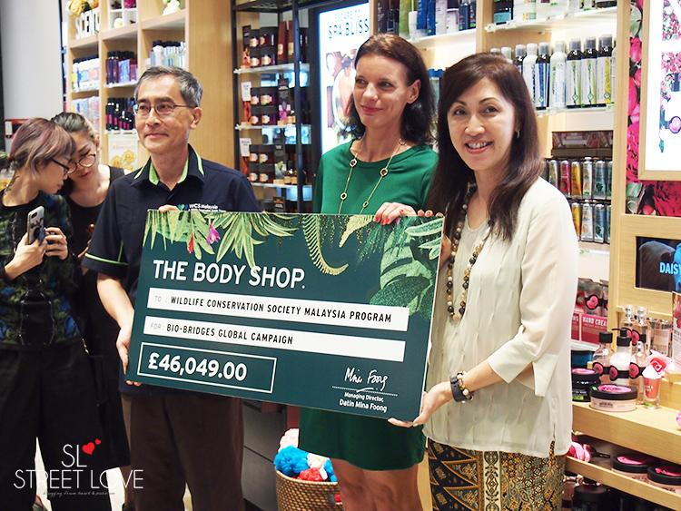The Body Shop Global Bio-Bridge Campaign