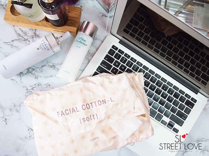 Albion Facial Cotton L 1
