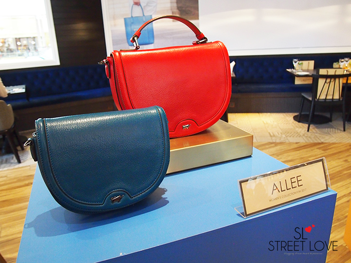Braun Buffel Fall/Winter 2017 6 Allee