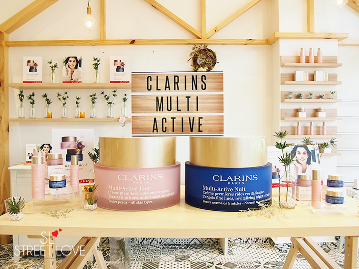 Clarins Multi-Active Duo 2017