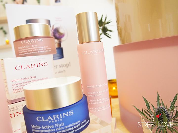 Clarins-Multi-Active Jour Emulsion and Cream