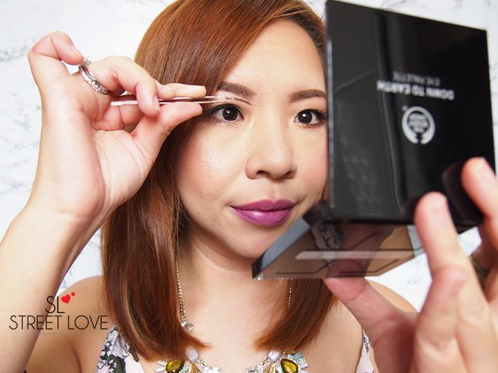 D.UP Eyelashes Secret Line AIR Application