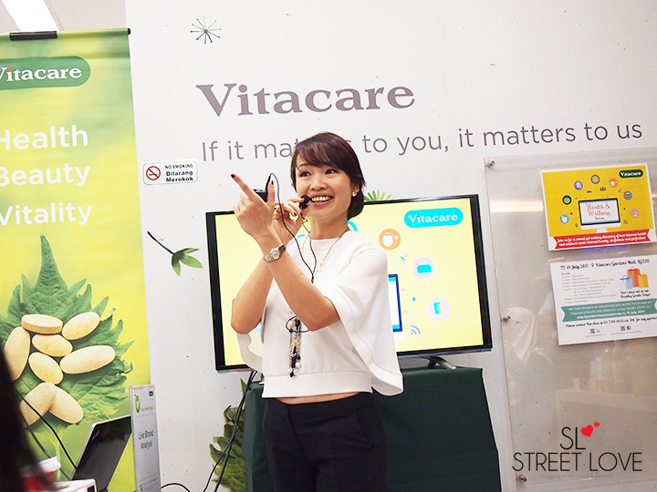Vitacare Health & Wellness Discovery Journey 1