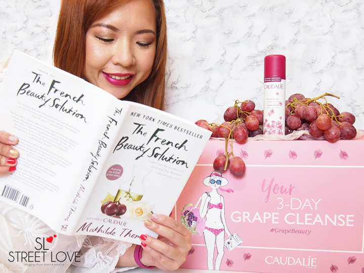 Caudalie Grape Water Limited Edition 2017 1