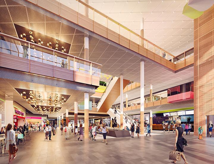 IPC Shopping Centre Scandinavian Interior