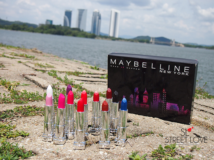 Maybelline The Loaded Bolds 1