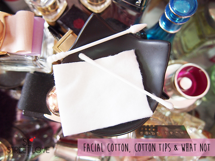 Facial Cotton, Cotton Tips and What Not 6