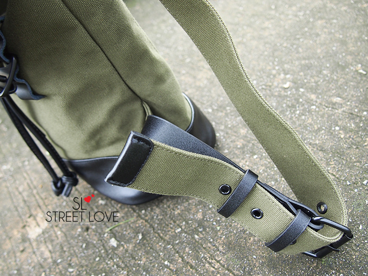 Gaston Luga Praper Shoulder Strap
