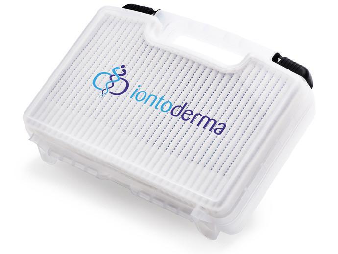 Iontoderma Iontophoresis Machine Briefcase