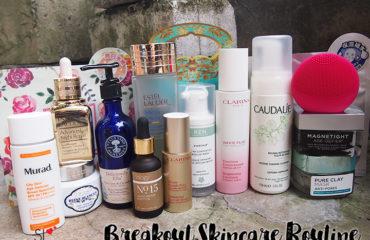 Breakout Skincare Routine Full