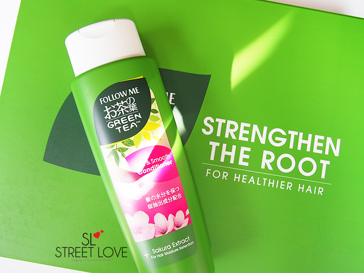 Follow Me Green Tea Conditioner