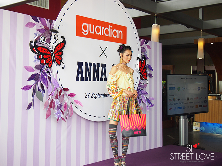 Guardian Anna Sui Luggage Collection 5