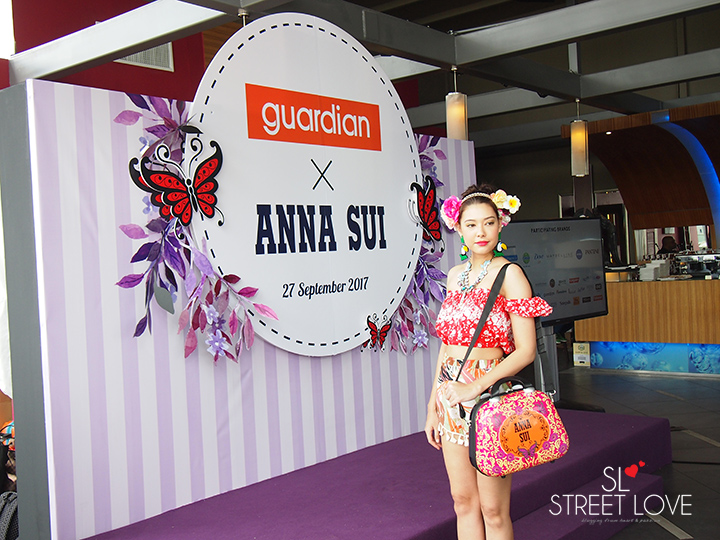 Guardian Anna Sui Luggage Collection 6