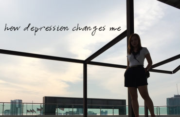 How Depression Changes Me