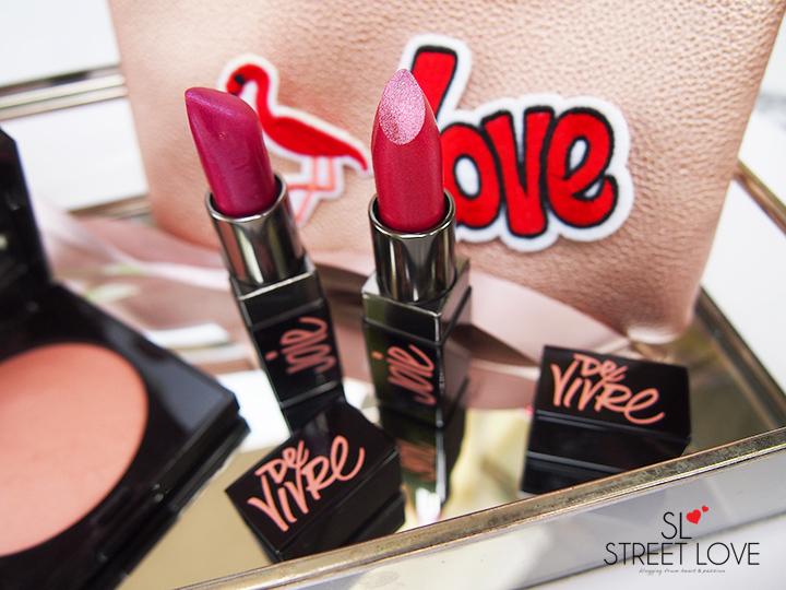 Laura Mercier Joie de Vivre Velour Lovers Lip Colour