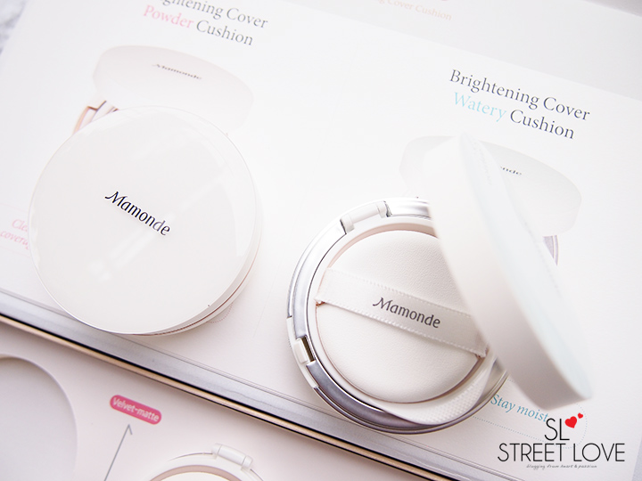 Mamonde Brightening Cover Cushion Casing