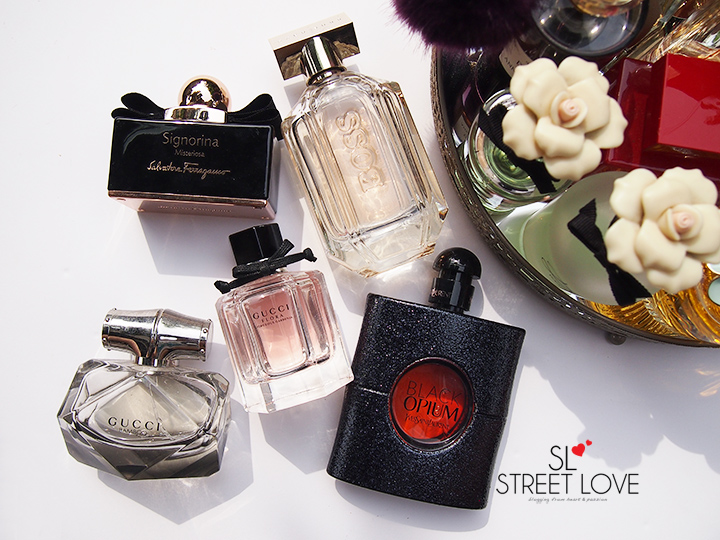My All Time Favourite Perfume Mix