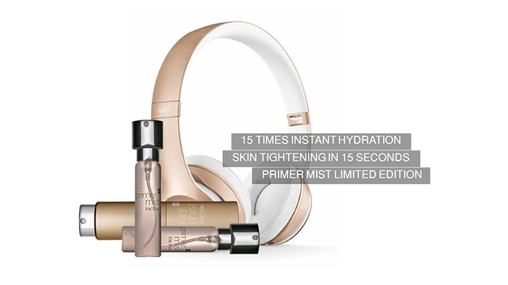 The Face Inc Limited Edition Gold Primer Mist Benefits