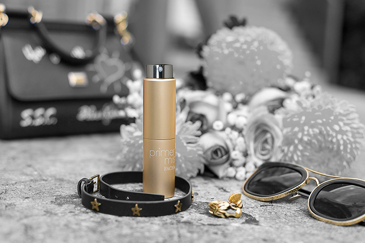 The Face Inc Limited Edition Gold Primer Mist