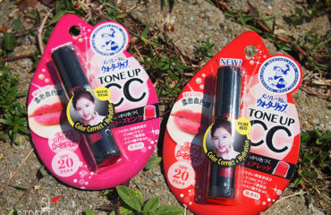 Water Lip Tone Up CC Lipbalm 1