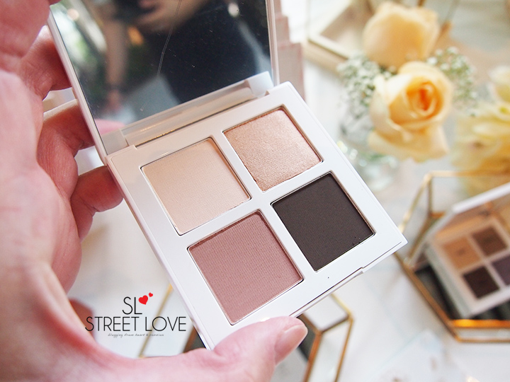 Mon Cheri Eye Shadow Palette Upclose
